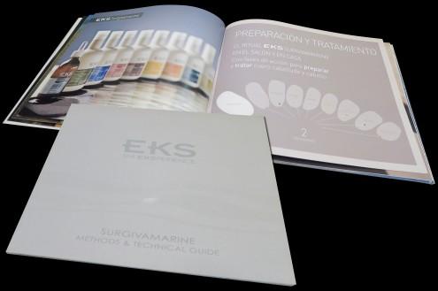Catálogo de gran formato para Marca de cosmética capilar